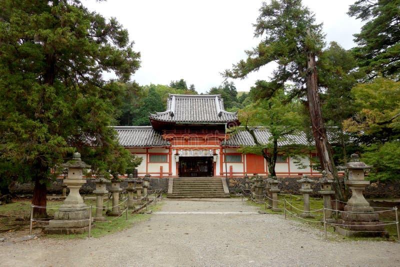 Templo Daibutsu, Nara, Japón de dai-ji del  de TÅ foto de archivo libre de regalías