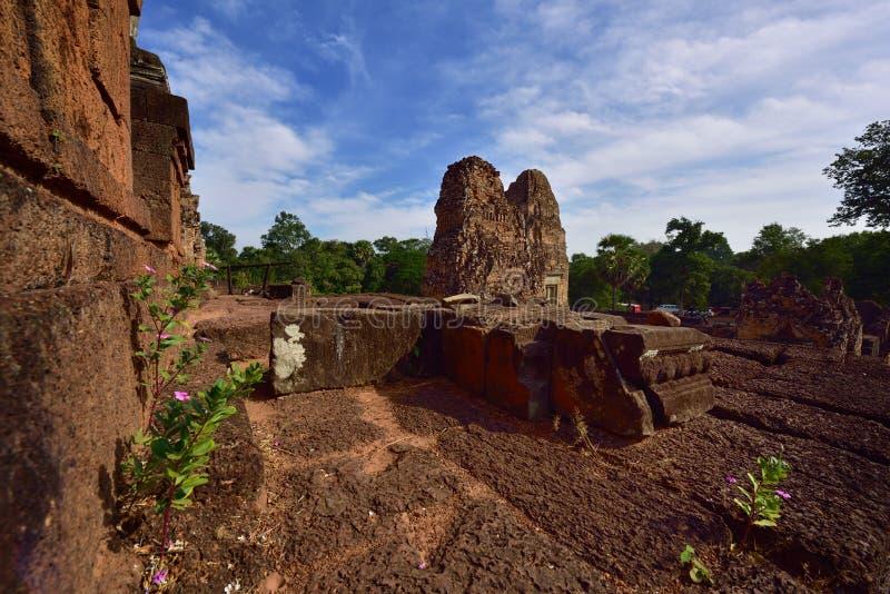 Templo de Ancien foto de archivo libre de regalías