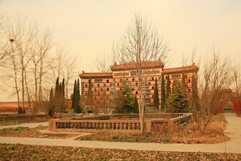 Templo de Baima en Luoyang imágenes de archivo libres de regalías