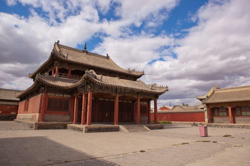 Templo de Beizi foto de stock royalty free