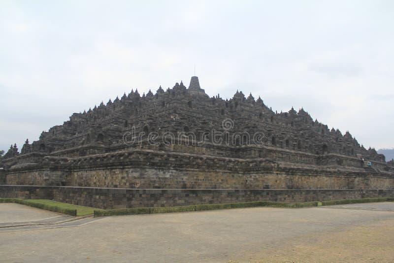 Templo de Borobudur imagen de archivo libre de regalías