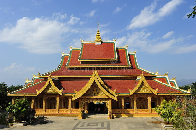 Templo de Buda, China fotos de archivo