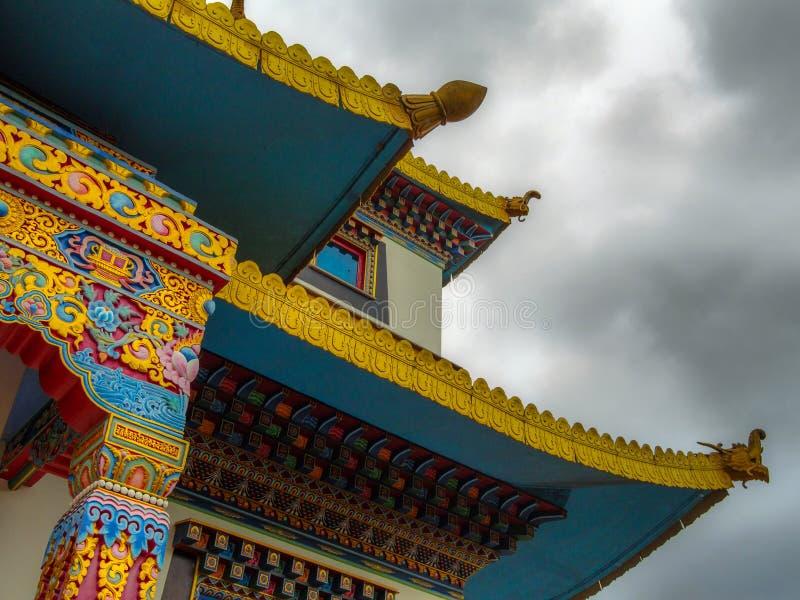 Download Templo de Budhist foto de archivo. Imagen de recorrido - 64201220