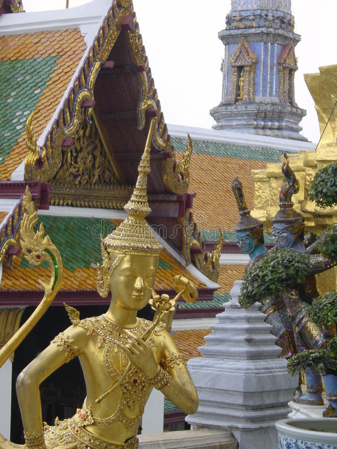 Templo de Budist foto de stock royalty free