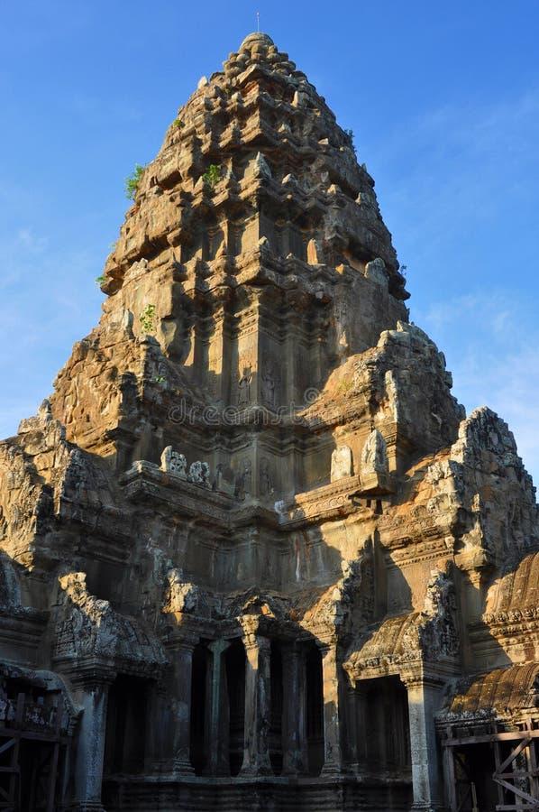 Templo de Camboya - de Angkor Wat foto de archivo libre de regalías