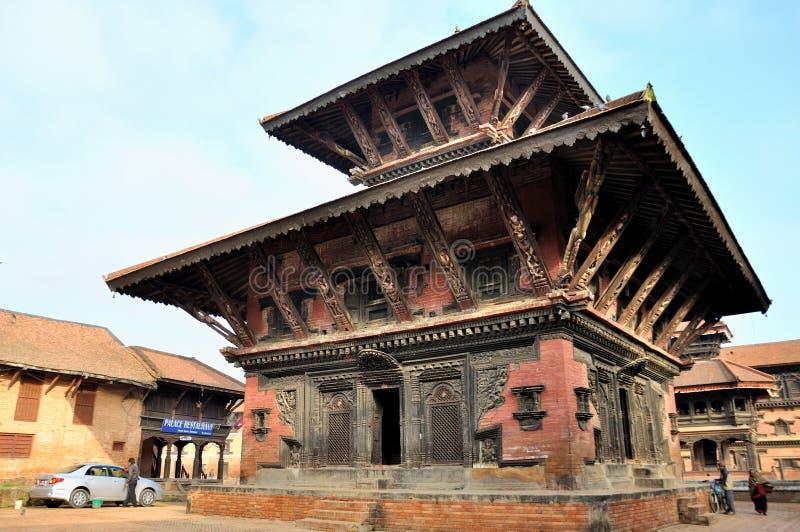Templo de Changu Narayan fotografía de archivo libre de regalías