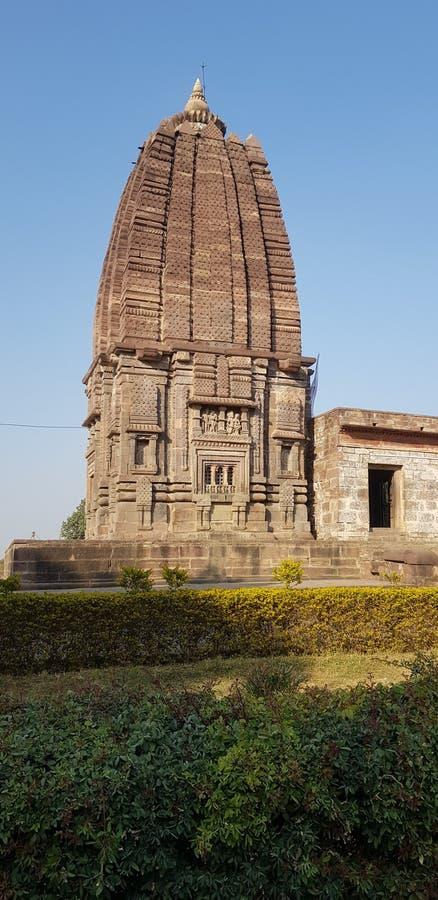 Templo de Chaumukhnath, satna m P foto de stock royalty free