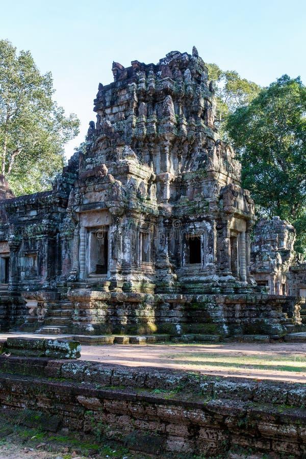 Templo de Chausaytevod fotografia de stock royalty free