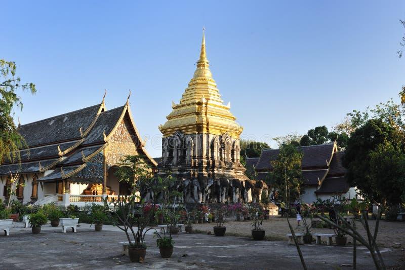 Download Templo De Chiang Mai Thailand Imagem de Stock - Imagem de feriado, historic: 29828401