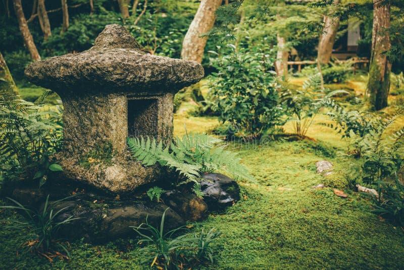 Templo de Gion, Kyoto, Jap?n imagenes de archivo