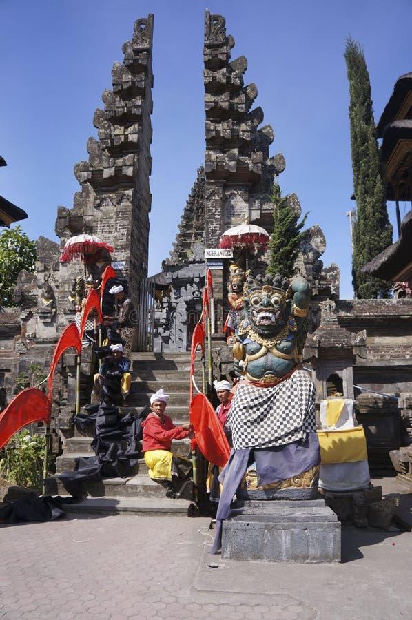 Templo de Hindus foto de archivo libre de regalías