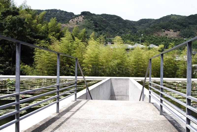 Templo de Honpuku-ji fotografía de archivo