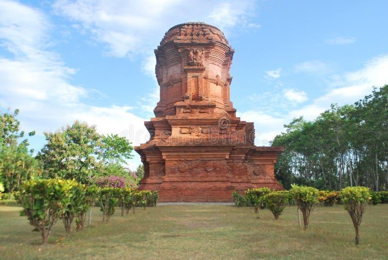 Templo de Jabung Paiton imagen de archivo