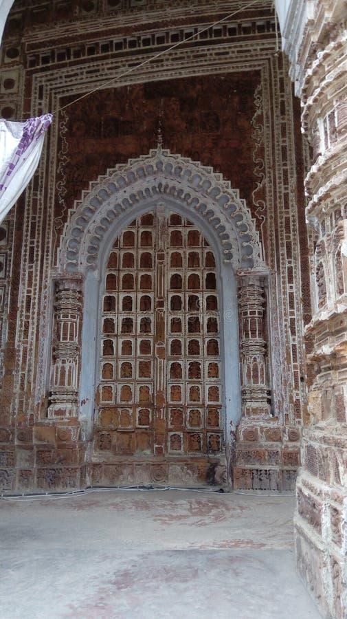 Templo de Kantanagar imagem de stock