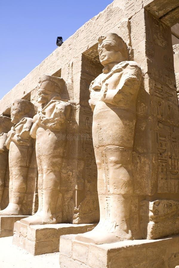 Download Templo de Karnak foto de archivo. Imagen de configuración - 7275220