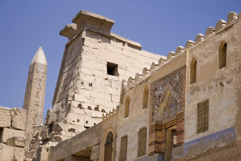 Download Templo de Karnak imagen de archivo. Imagen de monumento - 7275505