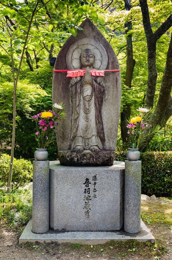 Templo de Kiyomizu-dera en Kyoto, Japón foto de archivo libre de regalías