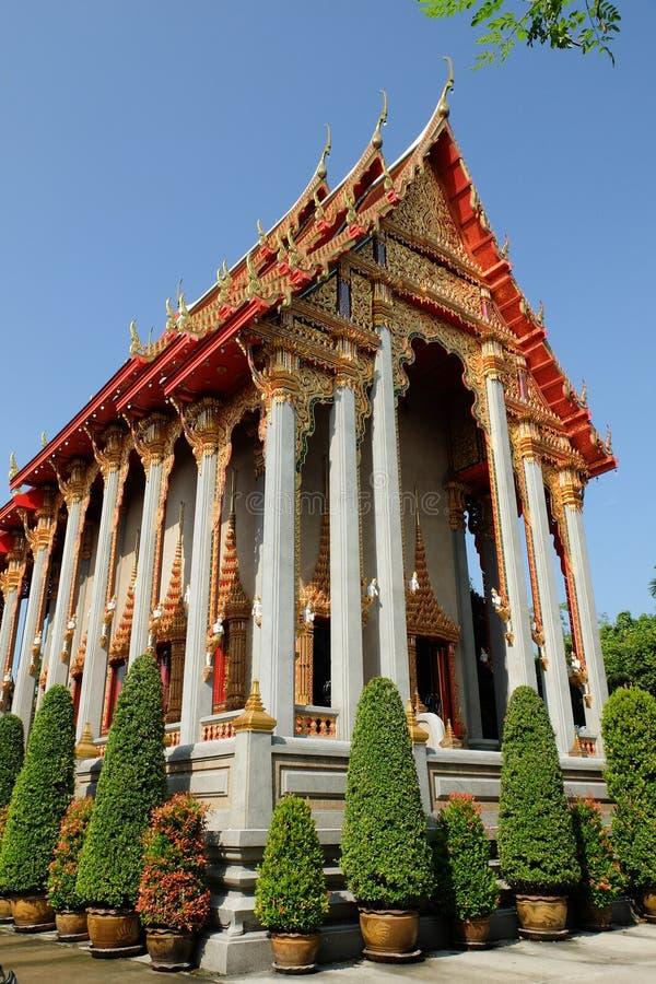 Templo de Krachao do golpe imagens de stock royalty free