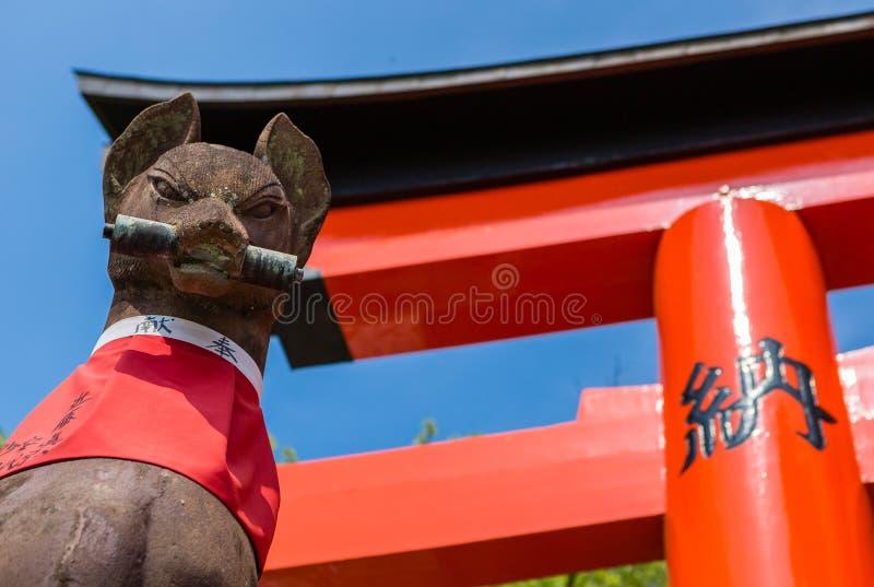 Templo de Kyoto imagem de stock royalty free