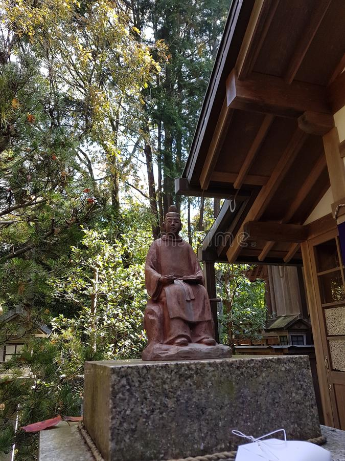 Templo de Kyoto, Japão fotos de stock royalty free