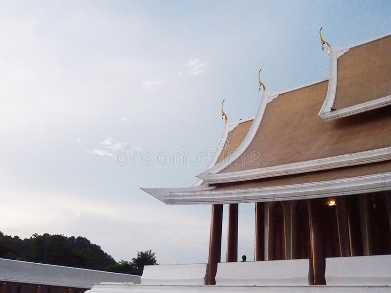 Templo de Mahayan fotos de archivo