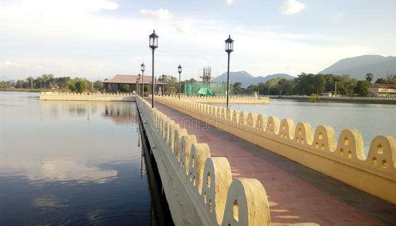 Templo de Mahiyanganaya de Sri Lanka imagens de stock royalty free