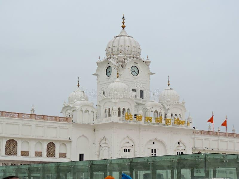 Templo de oro, Amritsar, la India fotografía de archivo libre de regalías
