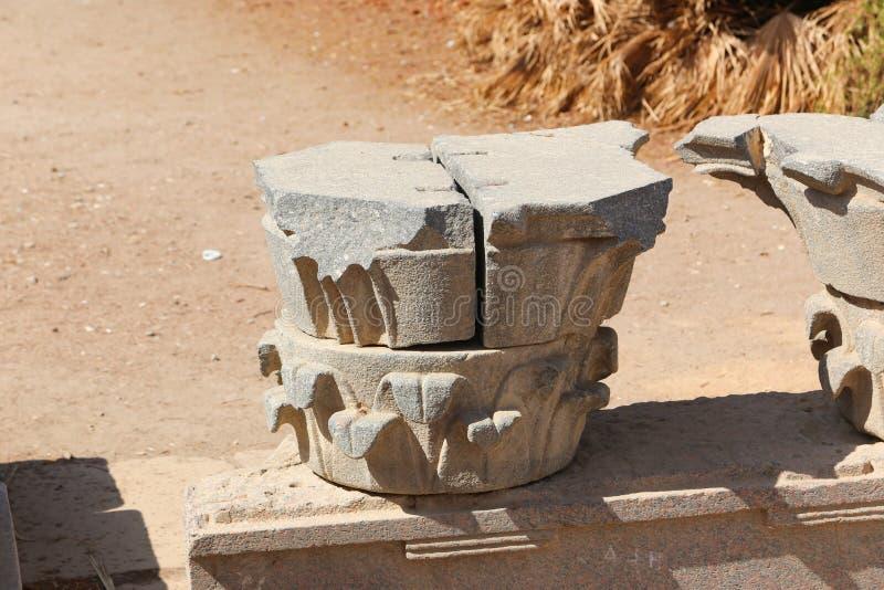 Templo de Philae - Egipto fotografía de archivo libre de regalías