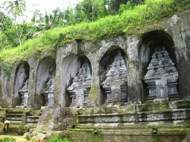 Templo de piedar immagine stock