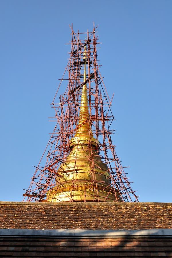 Templo de Pratartlampangluang fotos de stock royalty free