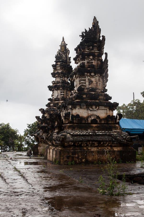 Templo de Pura Lempuyang imagens de stock