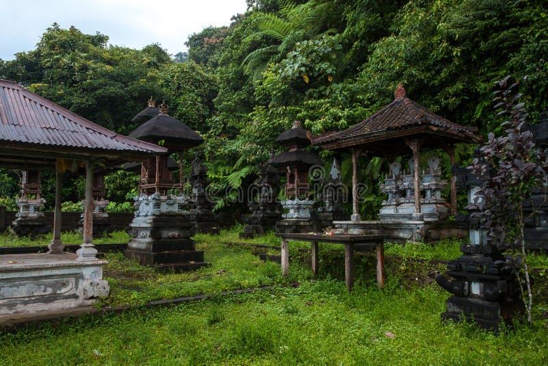 Templo de Pura Lempuyang foto de stock