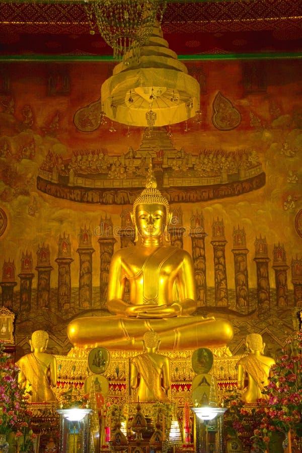 Templo de Rakhang fotos de stock