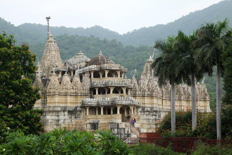 Templo de Ranakpur fotos de archivo