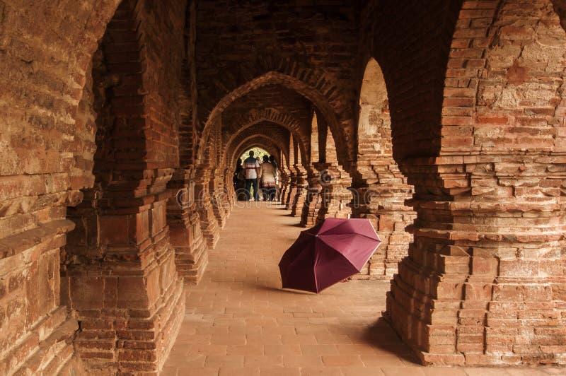 Templo de Rasmancha, Bishnupur, la India fotos de archivo libres de regalías