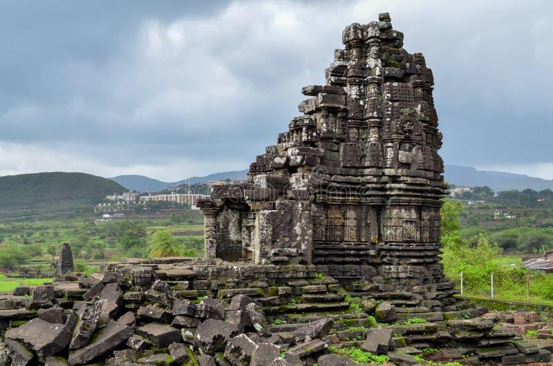 templo de 12 séculos imagem de stock