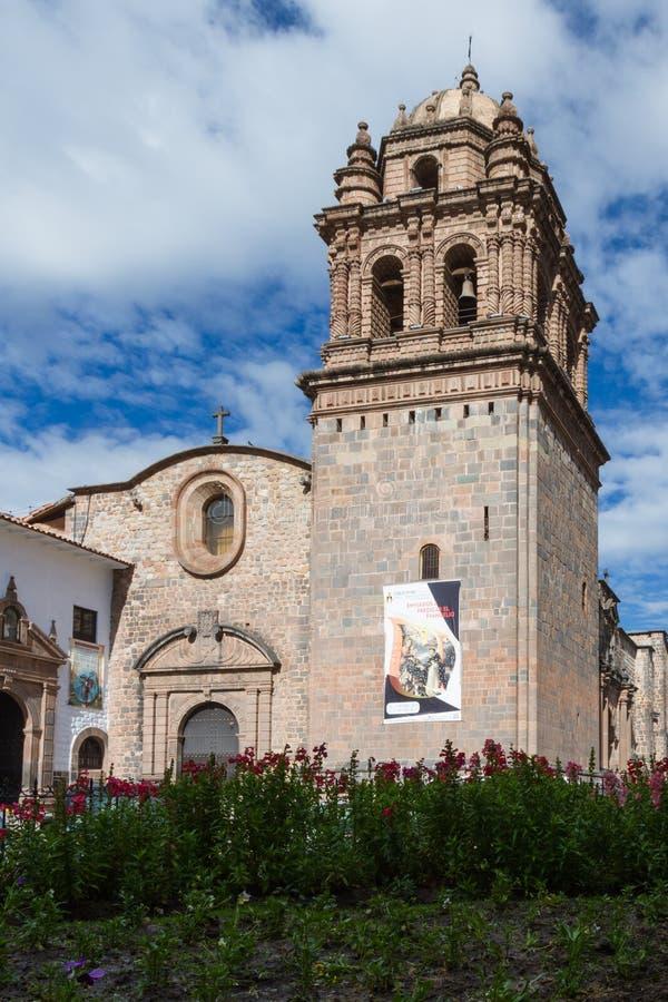 Templo De Santo Domingo, Cusco Pérou photos libres de droits