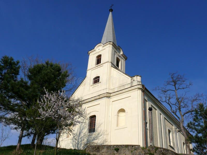 Templo de Szentbekkalla fotos de stock royalty free