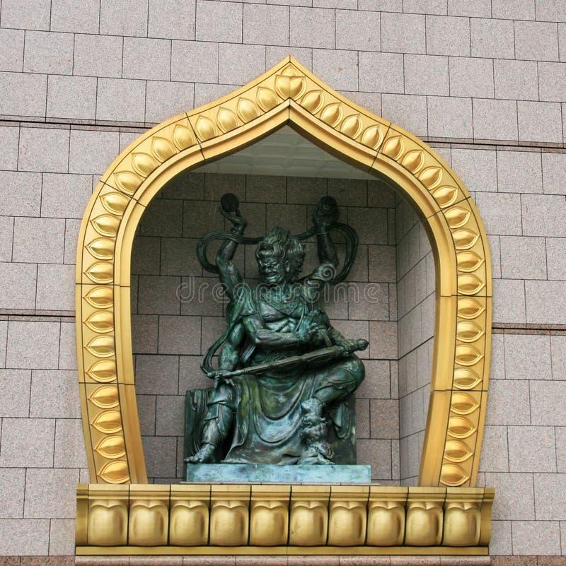 Templo de Taichung em Formosa imagens de stock