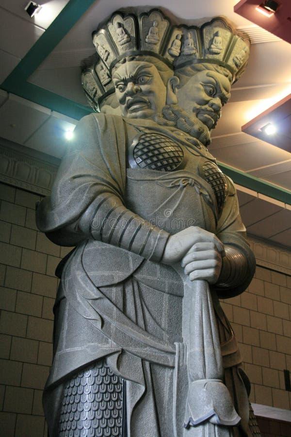 Templo de Taichung em Formosa fotografia de stock royalty free