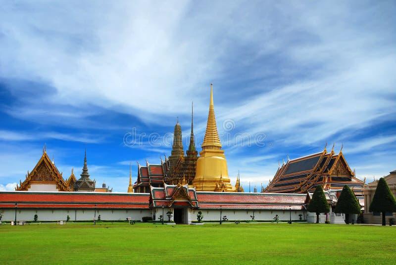 Templo de Tailândia imagens de stock