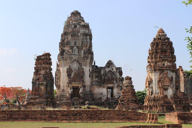 Templo de tailandês imagens de stock
