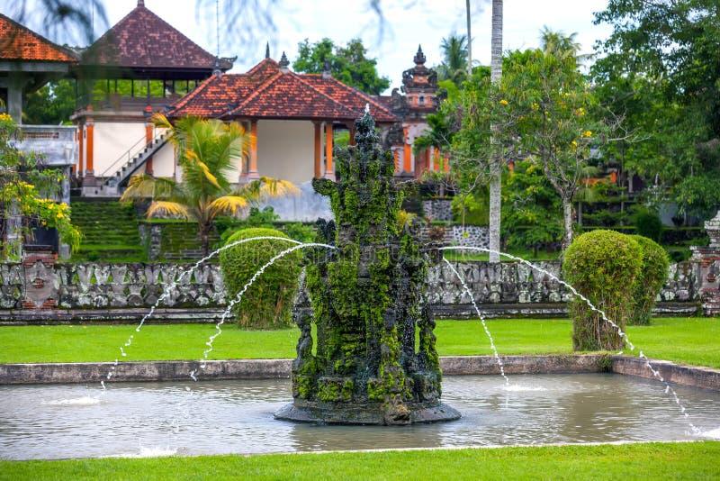Templo de Taman Ayun del imperio de Mengwi, regencia de Badung, Bali, Indone imagen de archivo libre de regalías