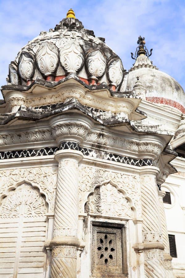 Templo de Tapathali, Kathmandu, Nepal imagens de stock royalty free