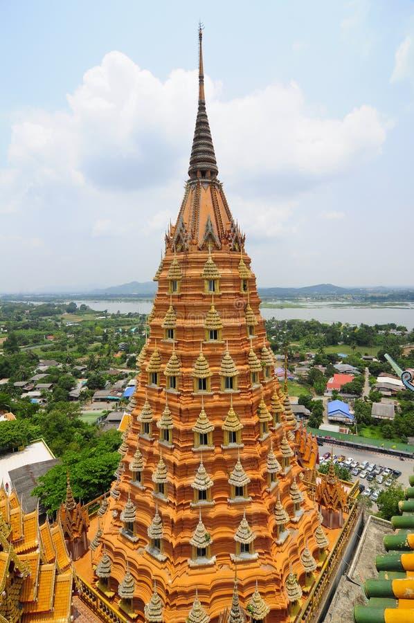 Templo de Tham Sua imagens de stock