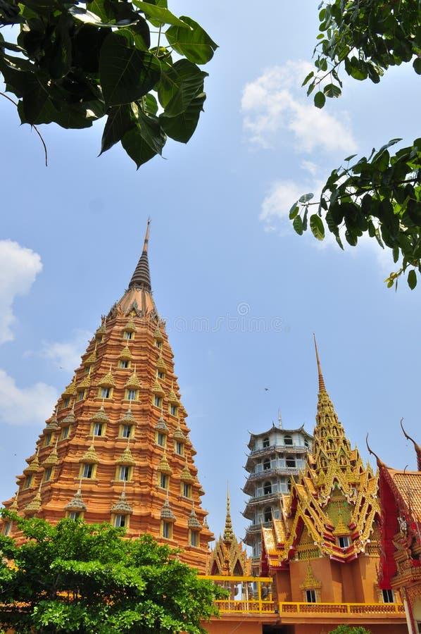 Templo de Tham Sua, Kanchanaburi imagem de stock royalty free