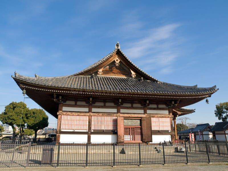 Templo de Toji fotografía de archivo