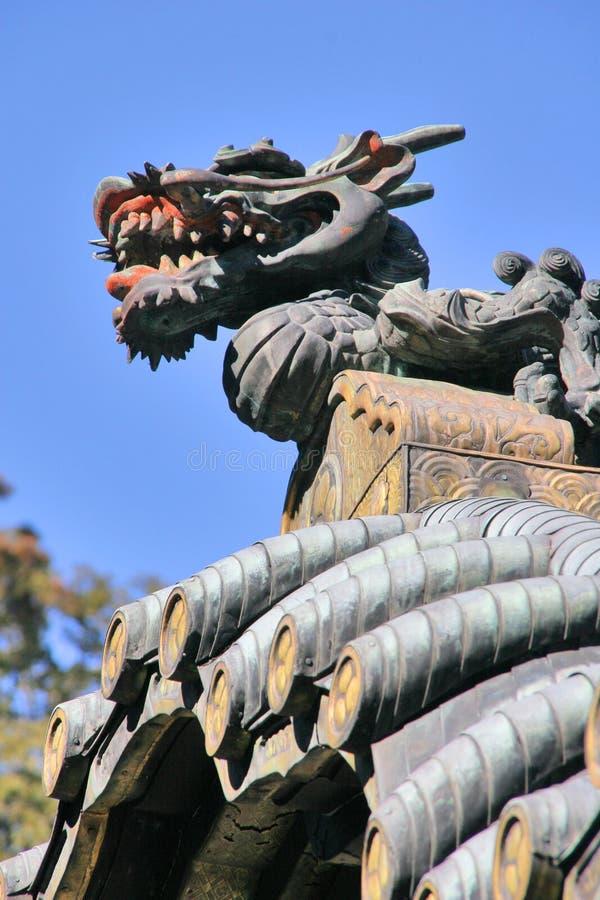 Templo de Toshogu en Nikko fotografía de archivo