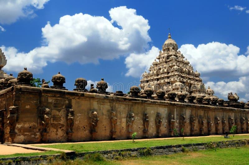 Templo de Varadaraja Perumal fotografia de stock royalty free
