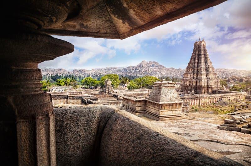 Download Templo De Virupaksha En Hampi Imagen de archivo - Imagen de roca, edificio: 42434641